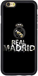 Saul&Dunn The Real Madrid iPhone 7 & iPhone 8 Case Graphic Drop-Proof Durable Slim Soft TPU Cover