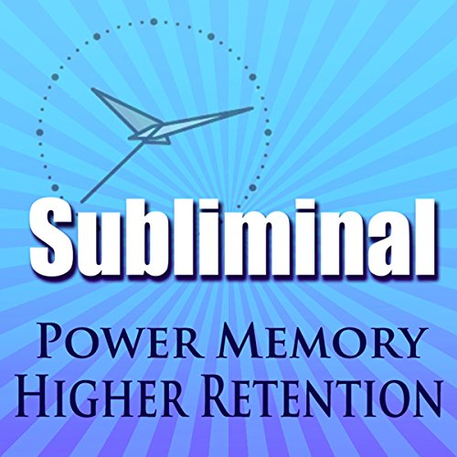 Power Memory Subliminal audiobook cover art