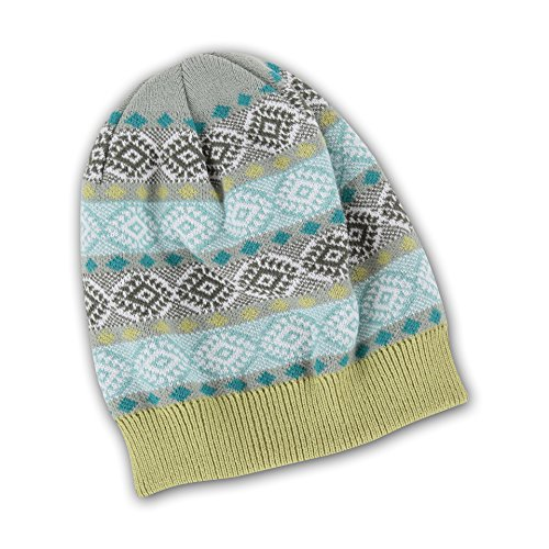 World's Softest Women's Weekend Collection Gallery Toboggan Hat One Size Fits Most (Sweet Pea)