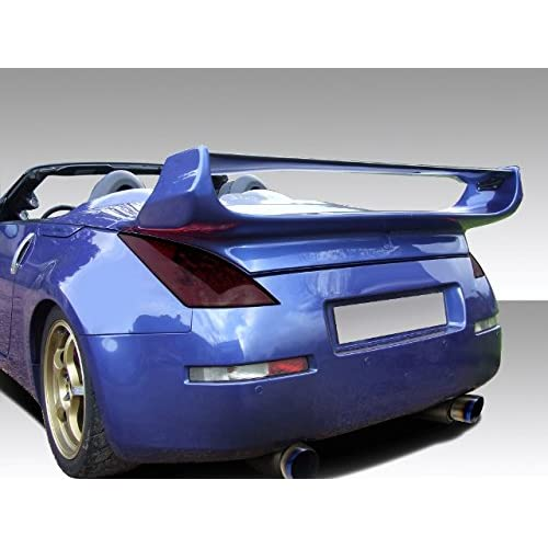 Duraflex Replacement for 2003-2009 Nissan 350Z Z33 Convertible Vader 3 Rear Wing Trunk Lid