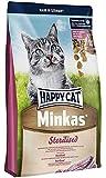 Happy Cat MINKAS STERILISED (Pollo) 1,5 kg