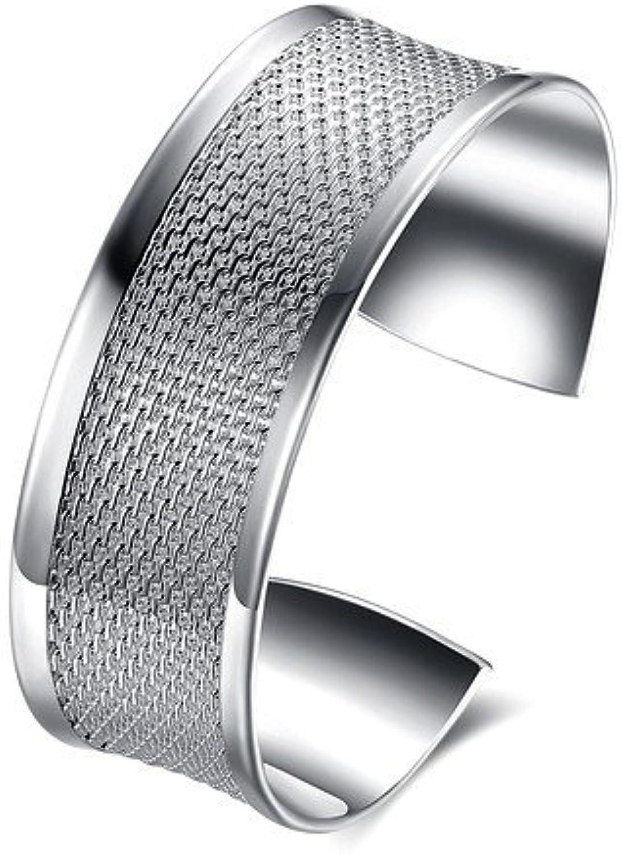 mejor reputación Hrcxuesch Recorte Ultra amplio de la la la rojo de grupilla pulseras, elegante, Klassisch Occidentales mano anillo  genuina alta calidad