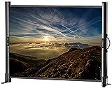 celexon Ecran de Table pour projecteur Mobile Professional - Poignée de Transport Incluse - 102 x 76 cm - 4: 3 - Gain 1,2