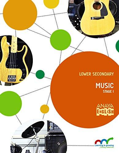 Music. Stage I. (Anaya English) - 9788467851113