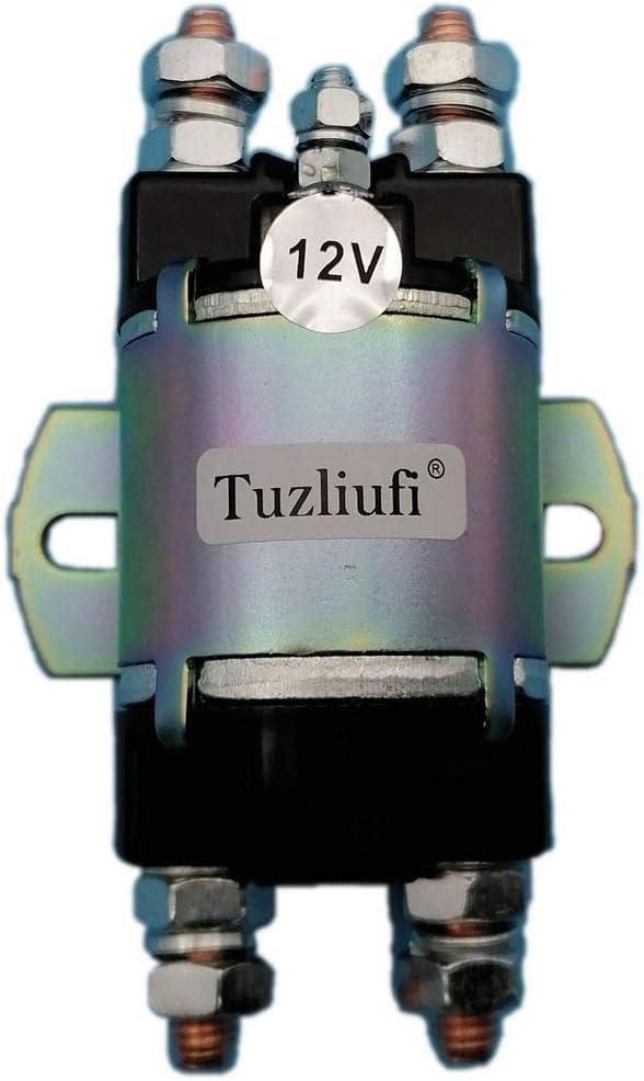 Tuzliufi Starter Solenoid Baltimore Mall Relay Switch Auto-crane for Winch Ranking TOP1 Boom