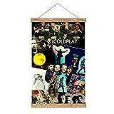 WPQL Coldplay (6) Schlafzimmer Modern Art Hänge-Poster