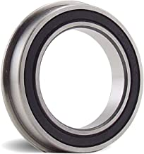 SMF695-2RS, 5x13x4F mm, Stainless Steel Flanged Radial Bearing