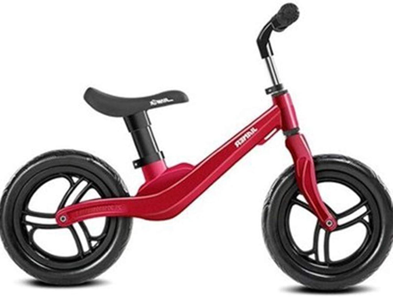 colores increíbles SSRS No pedalear 2-3-6 años de Edad Edad Edad Coche de Equilibrio Coche de Diapositivas Niños Bicicleta (Color   E )  el estilo clásico