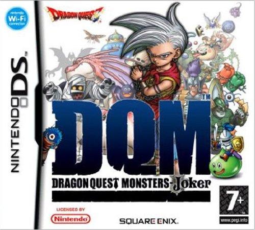 Dragon Quest Monsters: Joker (Spiel in Deutsch Verpackung und Handbuch auf Italienisch)