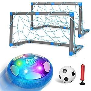 Auney Air Power Soccer, Juguete Balón de Fútbol para niños niñas