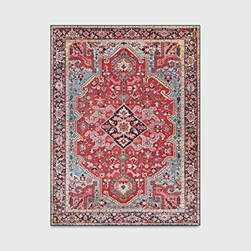 Perzische Stijl Grote Karpet Hoge Kwaliteit Abstract Flower Art Tapijten Voor Woonkamer Slaapkamer Antislip Vloermat Keuken Tapete, Tapijt5,100x160cm