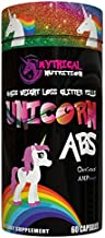 Mythical Nutrition Unicorn ABS Fat Burner by Insane Labz, Bioperine Dandelion Root Extract Beta Alanine Caffeine Vitamin B Fueled by AMPiberry, 60 Servings