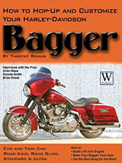 How to Hop-Up and Customize Your Harley-Davidson Bagger