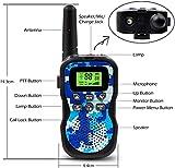 Zoom IMG-1 globalcrown walkie talkie per bambini