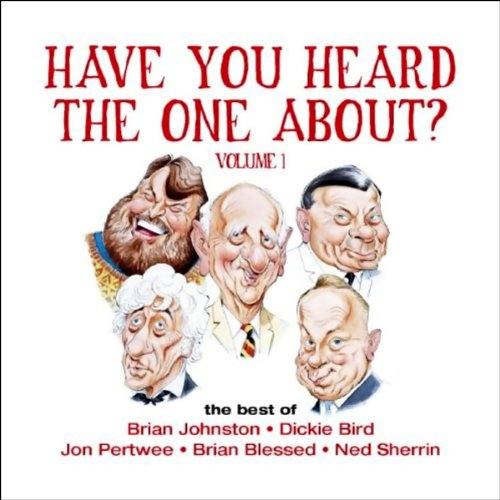 Have You Heard the One About audiobook cover art