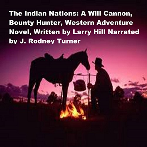 The Indian Nations audiobook cover art