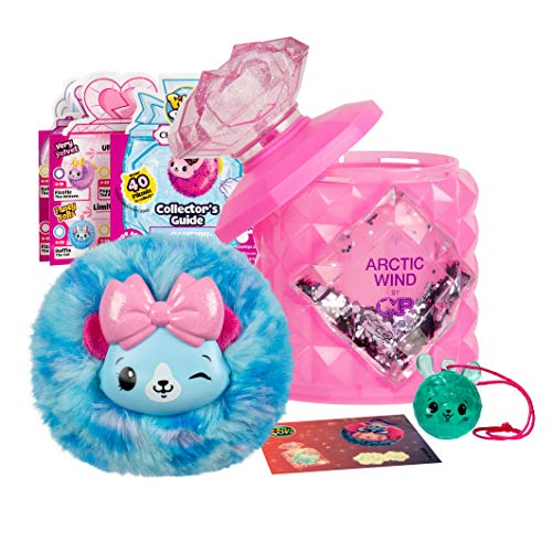 Pikmi Pops Cheeki Puffs - 1pc Medium Collectible Scented Shimmer Plush Toy in Perfume with Surprises