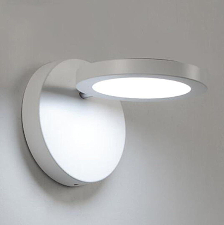 StiefelU LED Wandleuchte nach oben und unten Wandleuchten Wandleuchte Bett Schlafzimmer mit Wohnzimmer, Treppe LED, wei