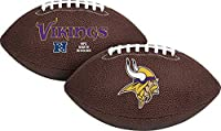 Rawlings Official NFL Air It Out Gametime Football, Youth Size, Minnesota Vikings