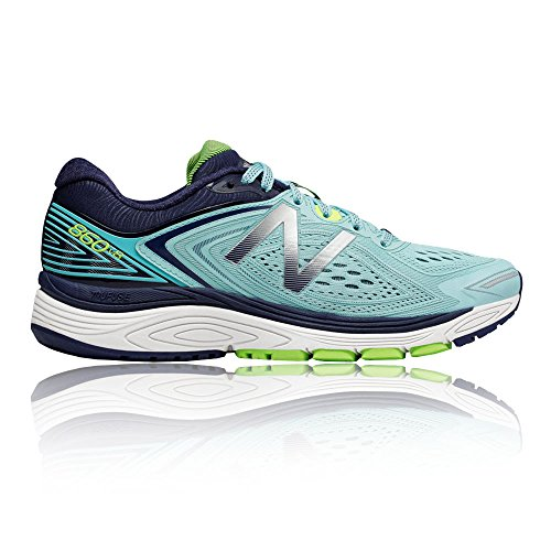 New Balance Women's W860BN8, Bright BLU, 5 D US