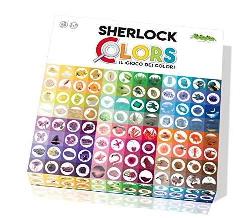 Creativamente- Sherlock Colors, Multicolore, 231