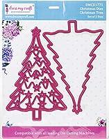 Dress My Craft Dies-Christmas- Christmas Tree