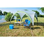 Coleman Gazebo, Event Shelter Pro for Garden and Camping, Sturdy Steel Poles Construction, Large Tent, Portable Sun…