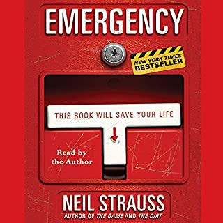 Emergency audiobook cover art