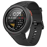 Amazfit Verge Phone Call Smart Watch with Alexa-Built in(Gray)