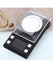 Omabeta Elektronisk fickvåg med hög precision 0,001 g smycken guld vägning hem hög precision smycken karatvåg standard utförande (övre gräns 10 g)