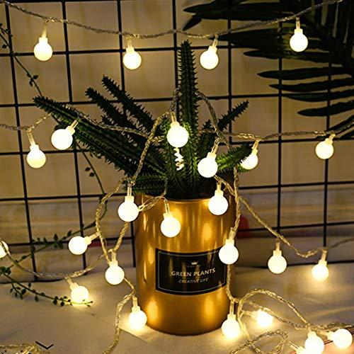 led ball string lights - 2