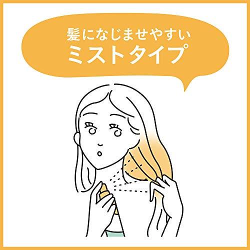 花王『リーゼまっすぐのばせるミスト』