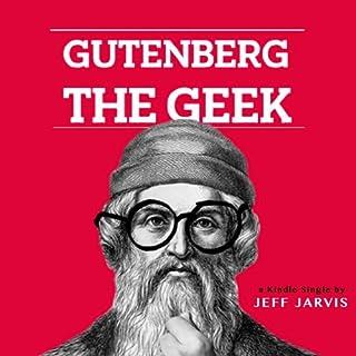 Gutenberg the Geek cover art