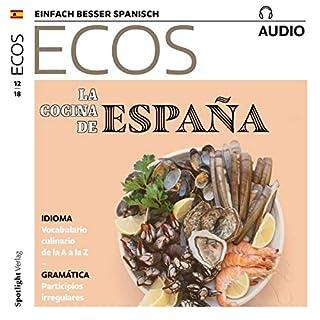 ECOS Audio - La cocina de España. 12/2018 Titelbild