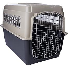 Pet Mate Trixie 39754–Transport Box Vari VII–102cm grey/beige