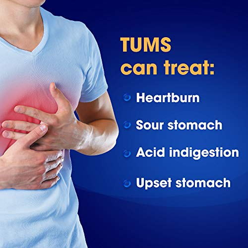 Tums Ultra, Peppermint, 24-Count