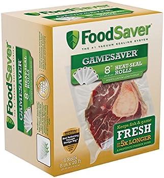 6-Pack FoodSaver GameSaver 8