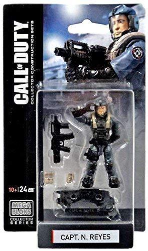 Mega Cons Trux Bloks–Call of duty Serie 1fdy61–Captain N. Reyes Construction Set