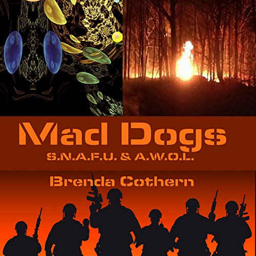 Mad Dogs, Books 5-6 audiobook cover art