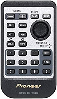 Pioneer CD-R510 Card Remote Control