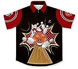 ScudoPro Crash Bowling Jersey - Size 2XL