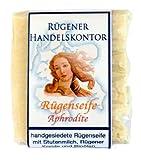 Rügenseife 'Aphrodite', Stutenmilchseife mit Rügener Heilkreide