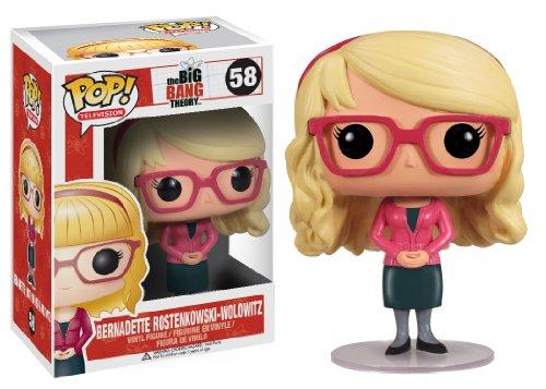 Funko 3460 POP Vinyl Big Bang Theory Bernadette Figure