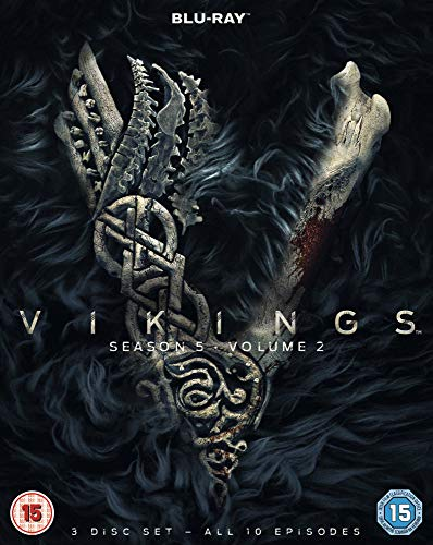 Vikings Season 5 Volume 2 BD [Blu-ray] [UK Import]