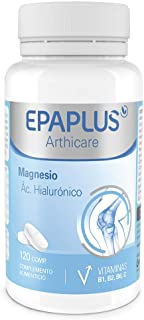 Epaplus Arthicare Magnesio + Ácido Hialurónico 120 comprimidos