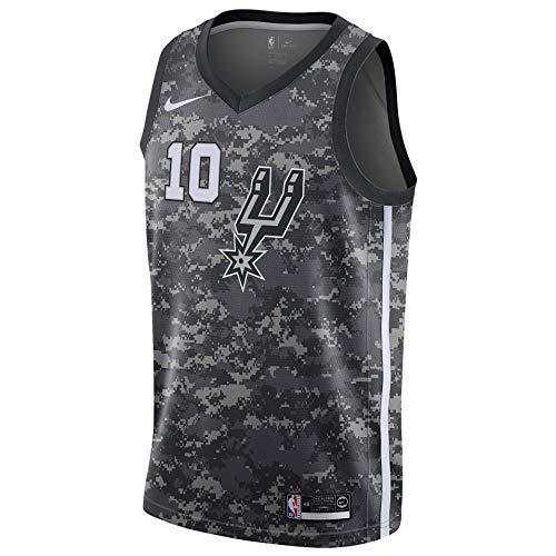 Nike SAS NBA City Edition Swingman Jersey Mens AJ4644-014 Size L
