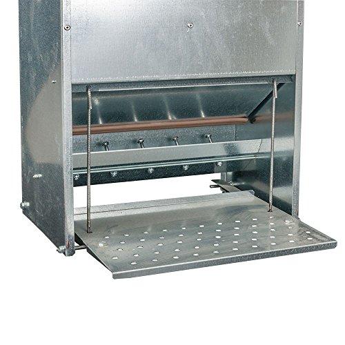 Futterautomat mit Trittklappe 25 kg - 4