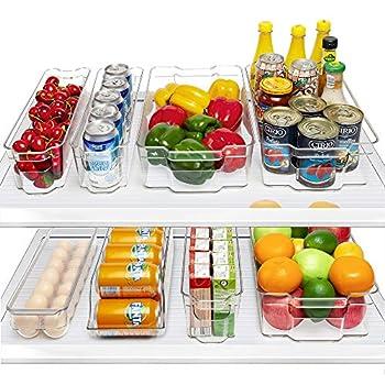 Best fridge bins and organizers Reviews