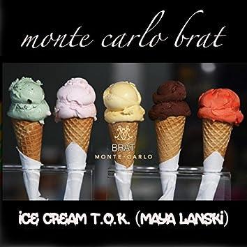 Ice Cream T.O.K. (feat. Maya Lanski & PiranaDa)