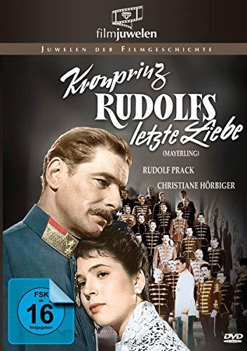 """Kronprinz Rudolfs letzte Liebe - aka """"Mayerling"""" (Filmjuwelen)"""